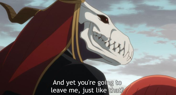 Ancient Magus bride ep 20 pic 11